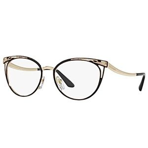 BULGARI   Eyeglasses BV2186 in Black and Gold